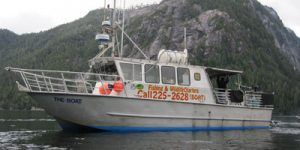 The Boat Charters Ketchikan Alaska