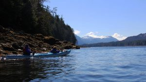ketchikan kayak tours